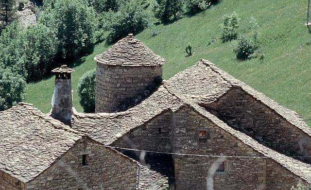 Häuser in Puyarruego
