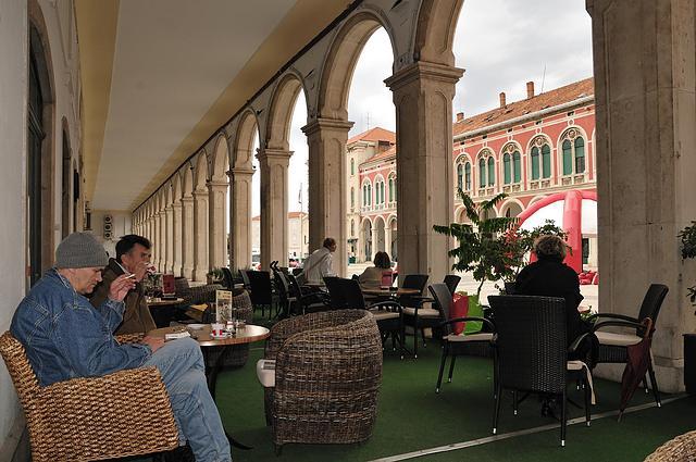 Café am Platz der Republik