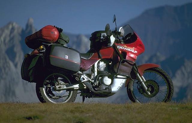 Honda Transalp XL600V
